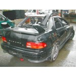 SUBARU IMPREZA  2000 1995 BLACK Manual Petrol 2Door