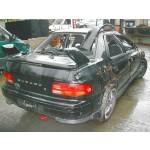 SUBARU IMPREZA  2000 1995 BLACK Manual Petrol 2Door