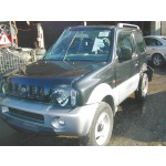SUZUKI JIMNY 1300 CC 5 SPEED MANUAL PETROL 3 DOOR 2006 BREAKING SPARES NOT SALVAGE