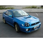 SUBARU IMPREZA  2000 2003 BLUE Manual Petrol 4Door