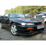 NISSAN 200SX  2000 1999 GREEN Manual Turbo Petrol 2Door