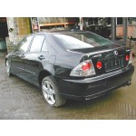 LEXUS IS200 LEATHER 2000 1999 BLUE Manual Petrol -