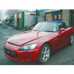 HONDA S2000  2000 2005 GREY Manual Petrol 2Door