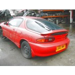 MAZDA MX-3  1500 1997 GREY Manual Petrol 2Door