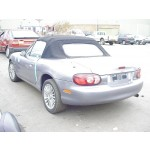 MAZDA MX-5 CONVERTIBLE 1800 2005 SILVER Manual Petrol 2Door