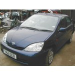 TOYOTA PRIUS  1500 2006 BLACK Automatic Hybrid 5Door