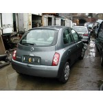 NISSAN MICRA  1200 2005 BLACK Manual Petrol 5 Door