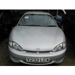 HYUNDAI COUPE  1600 1999 BLACK Manual Petrol 2Door