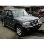 MITSUBISHI SHOGUN DID 3200 2007 BLUE AUTOMATIC DIESEL