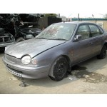 TOYOTA COROLLA GS 1600 1997 RED Manual Petrol 3 Door