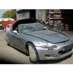 HONDA S2000 LEATHER 2000 2003 SILVER Manual Petrol 2Door