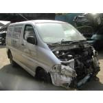 TOYOTA POWERVAN  2400 2000 RED Manual Diesel -