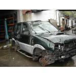 NISSAN TERRANO V6 - 1999 SILVER Manual Petrol 3 Door