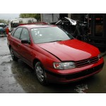 TOYOTA CARINA E GS 2000 1995 MAROON Manual Petrol 4 Door