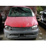 TOYOTA POWERVAN  2400 2004 RED Manual Diesel -