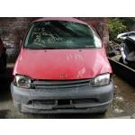 TOYOTA POWERVAN  2400 2004 RED Manual Diesel -