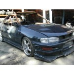 SUBARU IMPREZA WRX 2000 1994 BLACK Manual Petrol -