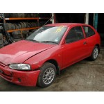 MITSUBISHI COLT  1600 2000 GREEN Manual Petrol 3Door