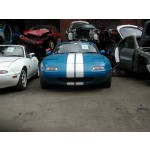 MAZDA MX-5 EUNOS 1600 1993 WHITE Manual Petrol -