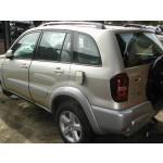 TOYOTA RAV-4 XT3 VVTI 2000 2005 SILVER Manual Petrol -