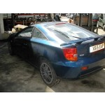 TOYOTA CELICA VVTI 1800 2001 BLUE Manual Petrol 2Door