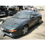 TOYOTA MR2  2000 1998 BLACK Manual Petrol -