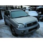 HYUNDAI SANTAFE V6 CDX 2700 2006 GREY TripTronic Petrol 5Door