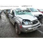 NISSAN X-TRAIL  2000 2009 BURGUNDY Manual Diesel 5Door