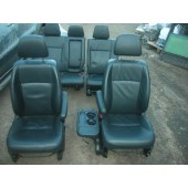 HONDA CRV CR-V LEATHER SEATS INTERIOR SET 2003-2007