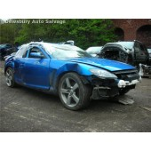 MAZDA RX8 231 BHP 2600 2005 GREY Manual Petrol 4Door