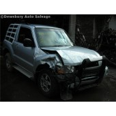 MITSUBISHI SHOGUN  3200 2005 BLUE Manual Turbo Diesel 3Door