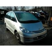 TOYOTA PREVIA  2400 2005 SILVER Auto Petrol -