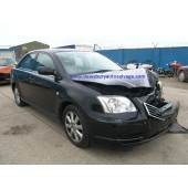 TOYOTA AVENSIS 1800 CC T3-S-SEMI AUTOMATIC 5 DOOR HATCHBACK 2005 BREAKING SPARES NOT SALVAGE