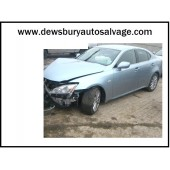 LEXUS IS250 SE IS 250 PETROL BLUE MANUAL 2006 BREAKING SPARES NOT SALVAGE 4 DOOR SALOON