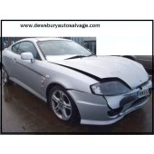 HYUNDAI COUPE SC 2000 CC 5 SPEED MANUAL PETROL 2005 BREAKING SPARES NOT SALVAGE