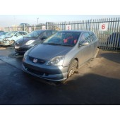 HONDA CIVIC TYPE-R FACELIFT PETROL GREY MANUAL BREAKING SPARES NOT SALVAGE 2006