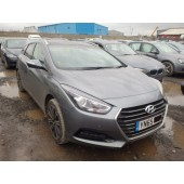 HYUNDAI i40 I40 PREMIUM DRi SILVER 1700 CC 6 SPEED MANUAL DIESEL ESTATE  2015