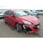 MAZDA 3 SPORT 2000CC 6 SPEED MANUAL PETROL 5 DOOR 2010 BREAKING SPARES NOT SALVAGE