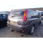 NISSAN X TRAIL 2200 6 SPEED MANUAL 5 DOOR ESTATE 2009 BREAKING SPARES NOT SALVAGE