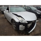 NISSAN 350Z 350 Z 350-Z 3500 CC PETROL GREY BREAKING SPARES NOT SALVAGE 2 DOOR CONVERTIBLE  2006