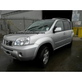 NISSAN X TRAIL 2200 6 SPEED MANUAL 5 DOOR ESTATE 2007 BREAKING SPARES NOT SALVAGE