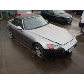 HONDA S2000 S 2000 CC 6 SPEED MANUAL 2 DOOR SILVER BREAKING SPARES NOT SALVAGE 2001