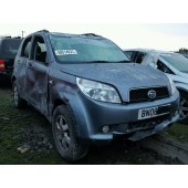 DAIHATSU TERIOS SX 1500 PETROL AUTOMATIC ESTATE 2008 BREAKING SPARES NOT SALVAGE