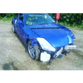 NISSAN 350Z 3500 CC PETROL BLUE BREAKING SPARES NOT SALVAGE 3 DOOR COUPE 2006