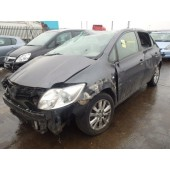 TOYOTA AURIS 2000 CC T-SPIRIT D-4D 6 SPEED MANUAL DIESEL GREY 5 DOOR HATCHBACK 2007.