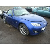 MAZDA MX5 MX5 20TH ANNIVERSAR CONVERTIBLE 1800 CC MANUAL BLUE PETROL 2010