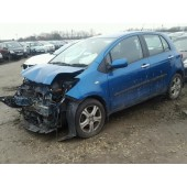 TOYOTA YARIS 1400 CC TRD BREAKING SPARES NOT SALVAGE 5 DOOR HATCHBACK 2010
