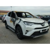 TOYOTA RAV-4 RAV4 RAV 4 2000 CC ICON DIESEL WHITE ESTATE 6 SPEED MANUAL BREAKING SPARES 2016