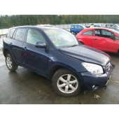 TOYOTA RAV 4 2008 2200CC BLUE DIESEL MANUAL 5 DOOR