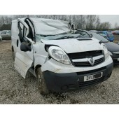 VAUXHALL VIVARO 290 CDTI 2000 CC 6 SPEED MANUAL DIESEL 2013 BREAKING SPARES NOT SALVAGE